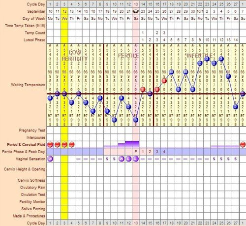 What are the best free Ovulation Charts online?